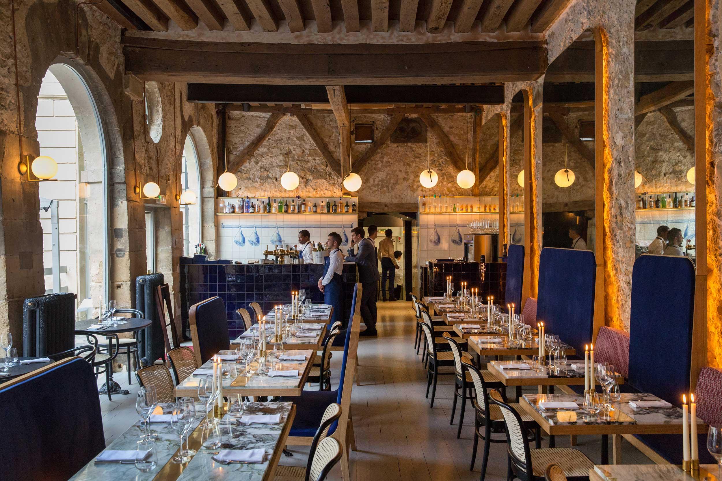 Restaurant Vivant Lyon